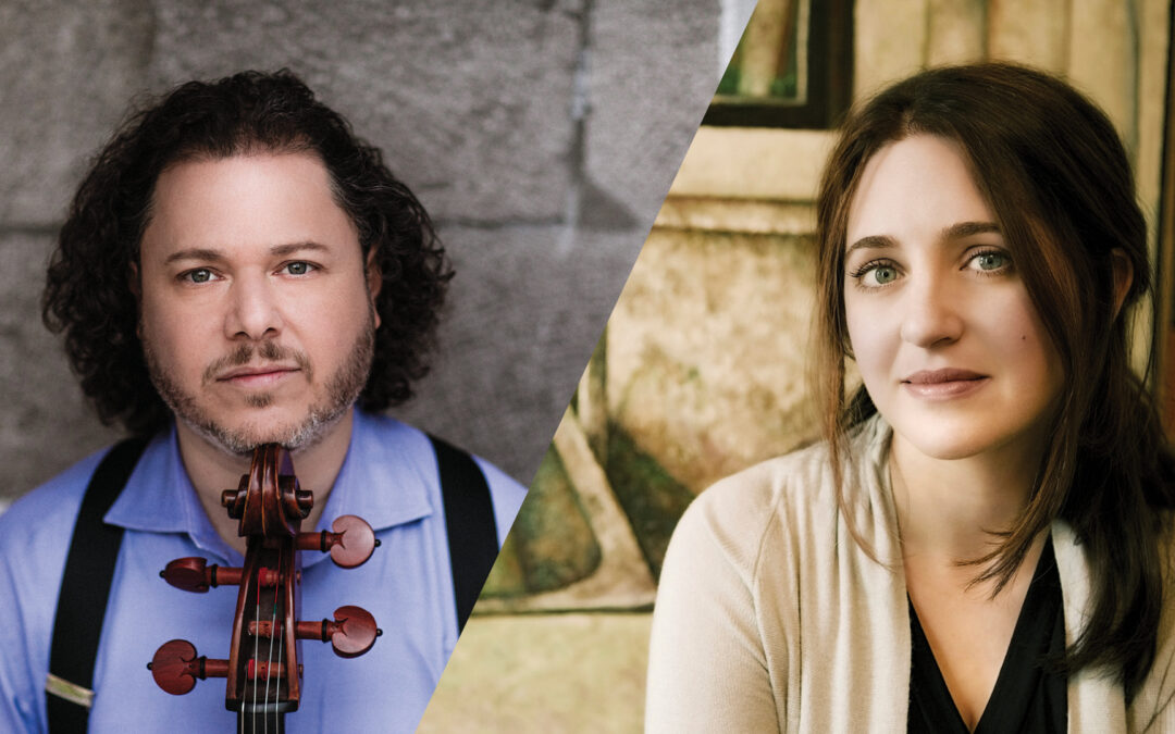 Matt Haimovitz and Simone Dinnerstein