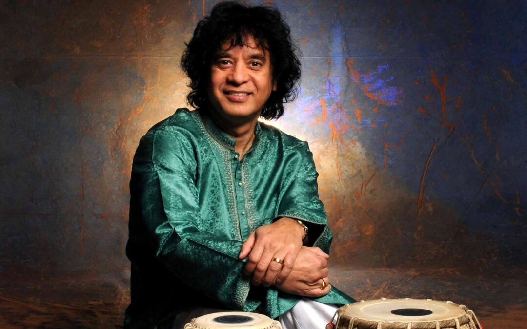 Zakir Hussain & Masters of Percussion